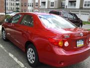 Toyota Corolla LE 2009 17000 miles - $14500 (Edison,  NJ )