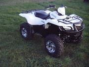 2009 Suzuki King Quad 4X4 for $2000