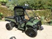 2008 John Deere 620i XUV 4x4 Warn Winch Only 106 hrs