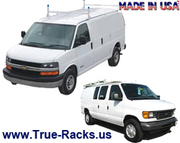 Van Shelving & Van Ladder Racks - True Racks USA