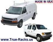 Van Shelving & Van Ladder Racks - True Racks USA